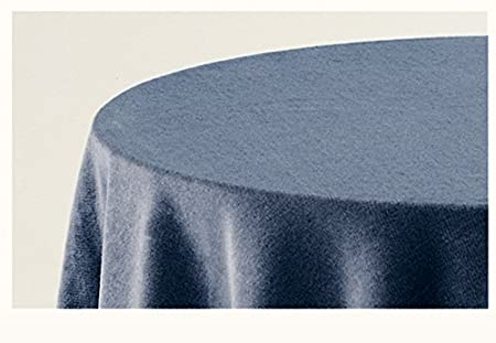 Belpla Blenda Falda de Mesa Camilla, 100% Poliéster, Azul, 80-223 ...