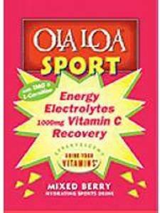 Sport Formula Mixed Berry OLA LOA 30 Packet