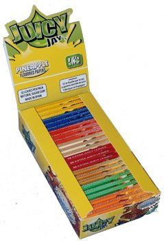 Juicy Jay's Flavored Rolling Papers (24 Packs)