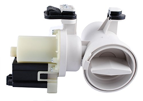 Price comparison product image Podoy W10130913 Washer Drain Pump for Whirlpool Motor Assembly Replacement W10730972,  8540024,  W10130913,  W10117829,  AP4308966,  PS1960402