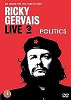 Ricky Gervais - Live - Politics