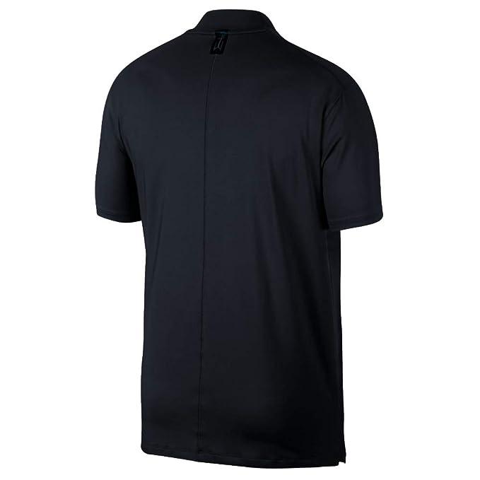 9c7228e73ceaa Amazon.com: NIKE TW Vapor Dri Fit Mock OLC Golf Polo 2019: Clothing