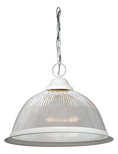 Prismatic Dome Pendant Light - 7