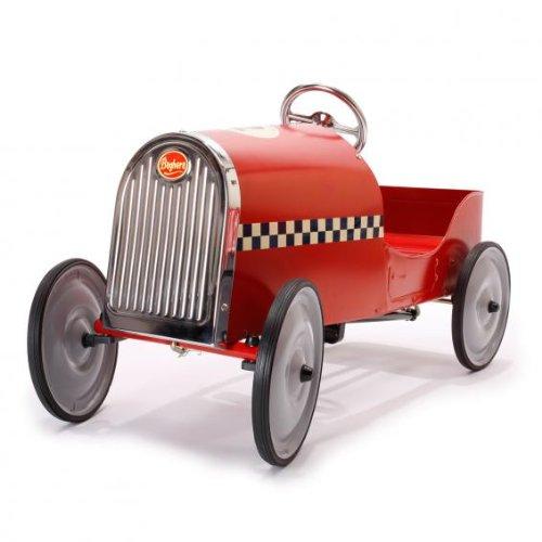 amazoncom baghera monaco pedal car toys games