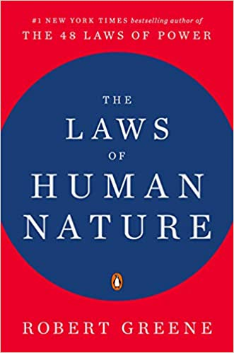 Book Title - The Laws of Human Nature