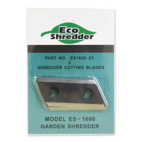 DuroStar  ES1600 Replacement Chipper Shredder Blades For Eco
