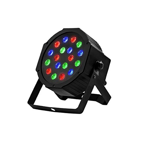Bxzhiri Decorative Lights Color Voice Control Self-Propelled Stage Lights Disco Ball Ktv Christmas Halloween Lights (Building A Safe Room In Your House)