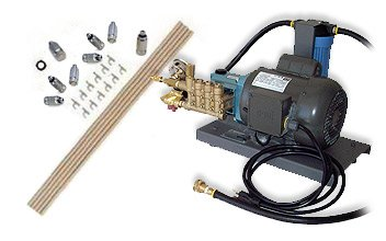 60 FT 1000 HIGH PRESSURE PSI Nylon Misting System Kit by Advanced Systems