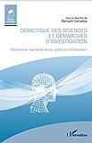 Didactique des sciences et démarches d'investigation: Références, représentations, pratiques et formation