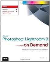 Adobe Lightroom 3 on Demand Front Cover