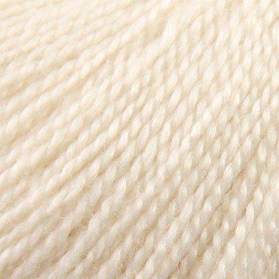 - Juniper Moon Findley Lace Weight Yarn Col 01 Fresco Luxury Yarn 1sk