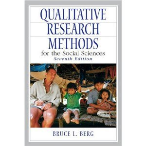 Qualitative Research Methods for the Social Science 7th (Seventh) Edition byBerg PDF