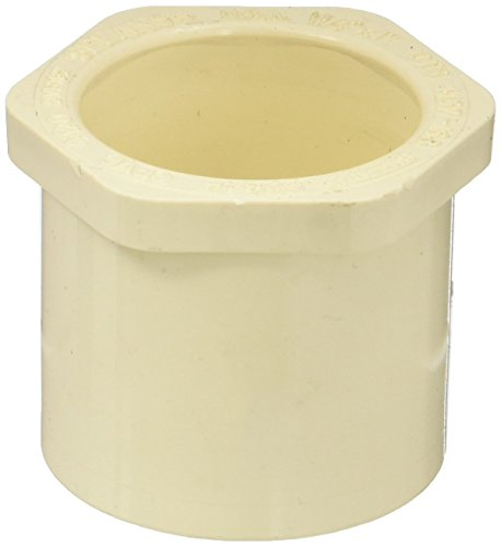 King Brothers Inc. RCB-43-S 1-1/4-Inch by 1-Inch Solvent PXL CPVC Reducing Bushing, (Cpvc Solvent)