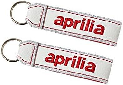 Aprilia Logo Lanyard and Key Ring