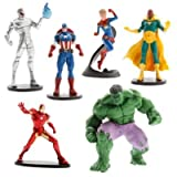 Disney-Marvel-Avengers-2-6-Piece-Figure-Play-Set-with-Ultron