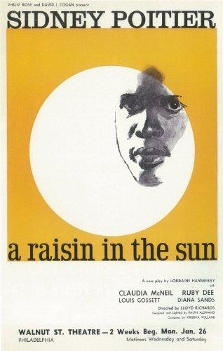 A Raisin In The Sun (Broadway) POSTER Movie (14 x 22 Inches - 36cm x 56cm) (1959)