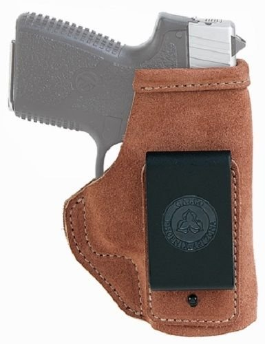 (Galco Stow-N-Go Inside The Pant Holster for 1911 4-Inch, 4 1/4-Inch Colt, Kimber, para, Springfield, Smith (Natural,)