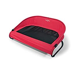 Gen7Pets Cool-Air Cot for Pets Up to 60 lb, Pathfinder Red