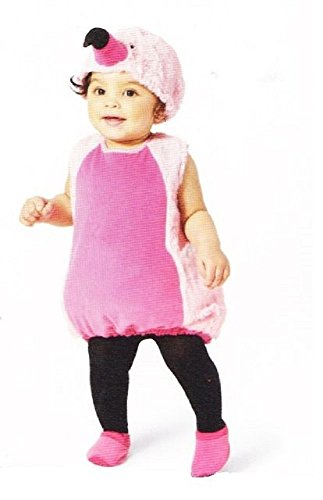 Pink Infant Flamingo Costume (0-6 (Target Baby Costumes)