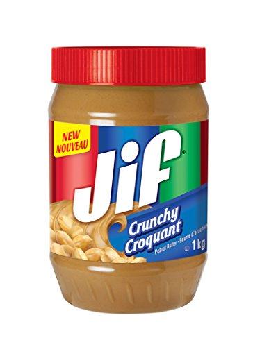 Jif Crunchy Peanut Butter, 1 Kilogram