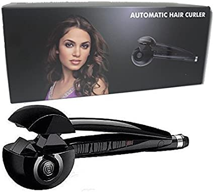 Rizador de pelo curl – Rizador automático – Hair Curler: Amazon.es: Belleza