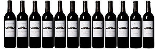 2014 Mustache Vineyards Cabernet Sauvignon Wine Case-Pack, 12 x 750 mL