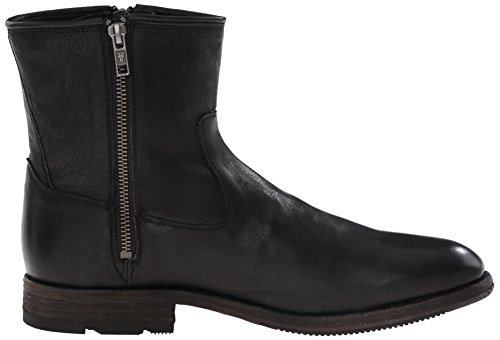 Double Boot Zip Ethan Blk FRYE Men's Black qxRET66nW