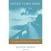 Never Turn Away: The Buddhist Path Beyond Hope and Fear