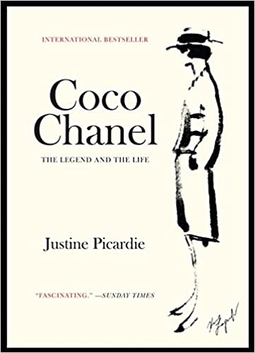 Coco Chanel The Legend And The Life Justine Picar  Amazon Com Books