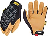 Mechanix Wear - Material4X Original Gloves (Large, Brown/Black)