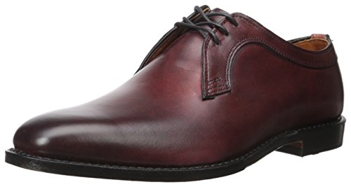 Allen Edmonds Men's Grantham Oxford, Oxblood Calf, 7.5 D US