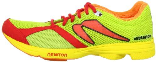 NEWTON Racer Distance Neutral Zapatilla de Running Caballero, Lima, 42.5 Lima