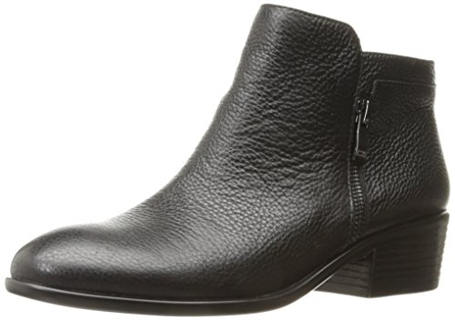 Aerosoles Women's Mythology Boot, Black Leather, 8 M US