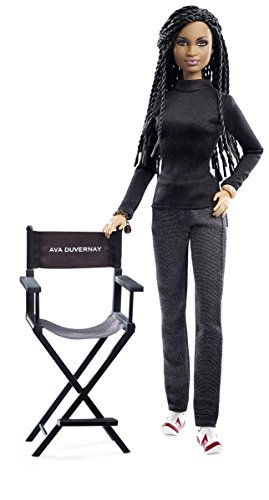 Barbie Ava DuVernay Doll