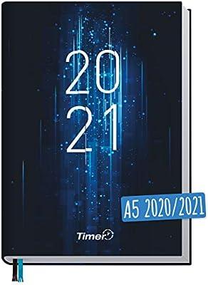 Organizer schwarz-rot Terminplaner 18 Monate: Juli 2020 bis Dez Terminkalender mit Wochenplaner 2021 Wochenkalender nachhaltig /& klimaneutral Ch/äff-Timer Classic A5 Kalender 2020//2021