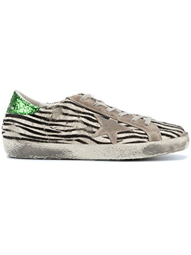 Golden Goose Sneakers Donna G30WS590B87 Pelle Multicolor