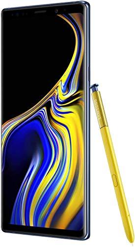 Samsung Galaxy Note9 Certified Pre Owned Factory Unlocked Phone, 128GB Black, 12-Month U.S. Warranty (Renewed)