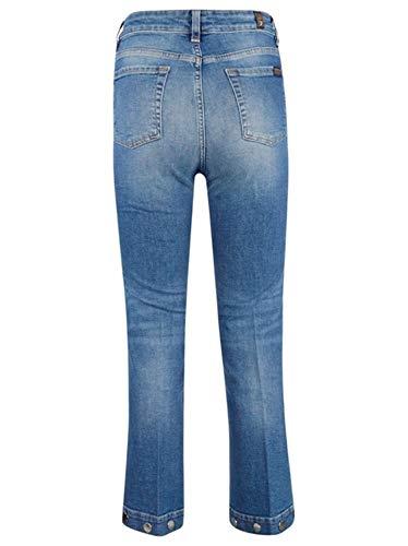 7 All Jeans Bleu Jswbr84cfx Mankind Denim Femme For 6rq6wT