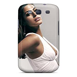 New Style DennisEM Eva Mendes 2012 Premium Tpu Cover Case For Galaxy S3