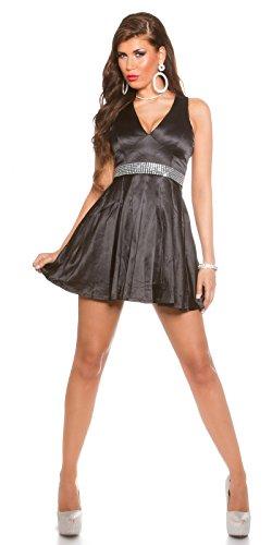In-Stylefashion - Vestido - para mujer negro