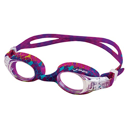 (FINIS Mermaid Goggles (Sunset))