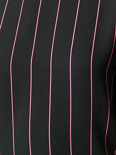 Versace Nero Donna T Bd90527bt21070b7002 Cotone shirt Versus wUxFadq8w