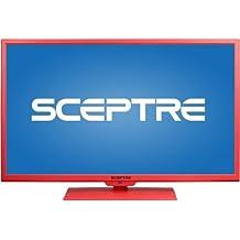 """Sceptre 32"""" 720p 60Hz Class LED HDTV, X322PV-M, Pink Color"""