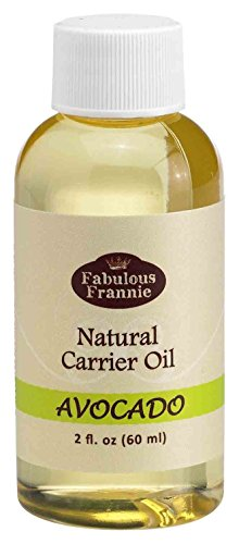 Avocado Pure & Natural Carrier Oil 2 oz