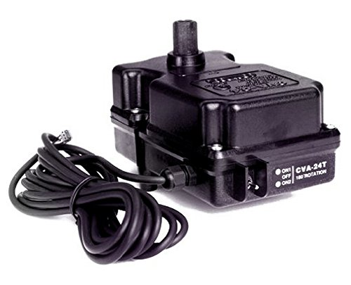 Pentair Compool Replacement Parts CVA-24T VALVE ACTUATOR, 24 VOLT AC, 180 DEGREE ROTATION by Pentair
