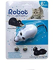 Robot Mouse cat toy