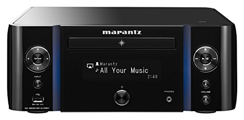 Marantz M-CR611 Network CD Receiver with AirPlay, Spotify, B