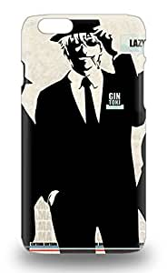 Slim New Design Hard 3D PC Case For Iphone 6 3D PC Case Cover Japanese Silver Soul ( Custom Picture iPhone 6, iPhone 6 PLUS, iPhone 5, iPhone 5S, iPhone 5C, iPhone 4, iPhone 4S,Galaxy S6,Galaxy S5,Galaxy S4,Galaxy S3,Note 3,iPad Mini-Mini 2,iPad Air )