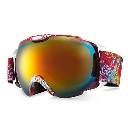 Carfia Snowmobile Snowboard Sunglasses Goggles product image