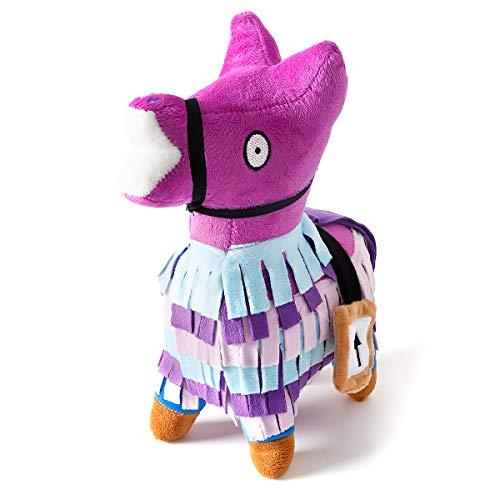 etgrfthfds Loot Supply Llama Plush Stuffed Christmas Toy Girls Boys Children Doll Firgure Troll Stash Animal Alpaca Gift Kids (11IN/25CM)